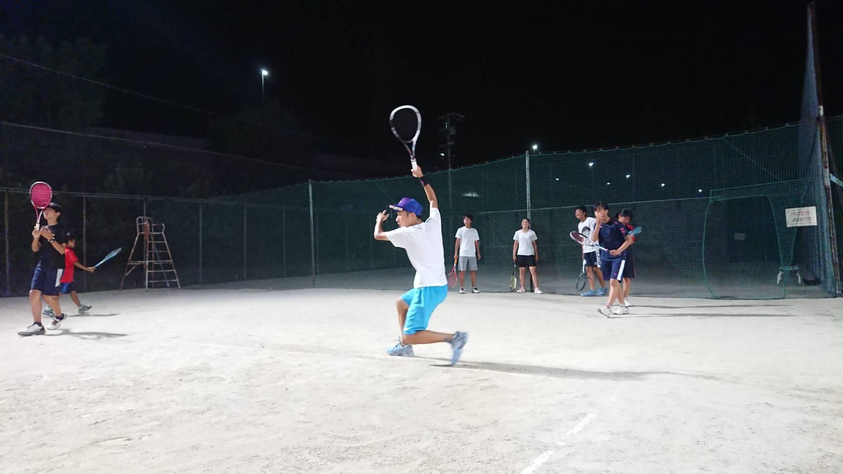 ソフトテニスレッスンイメージ