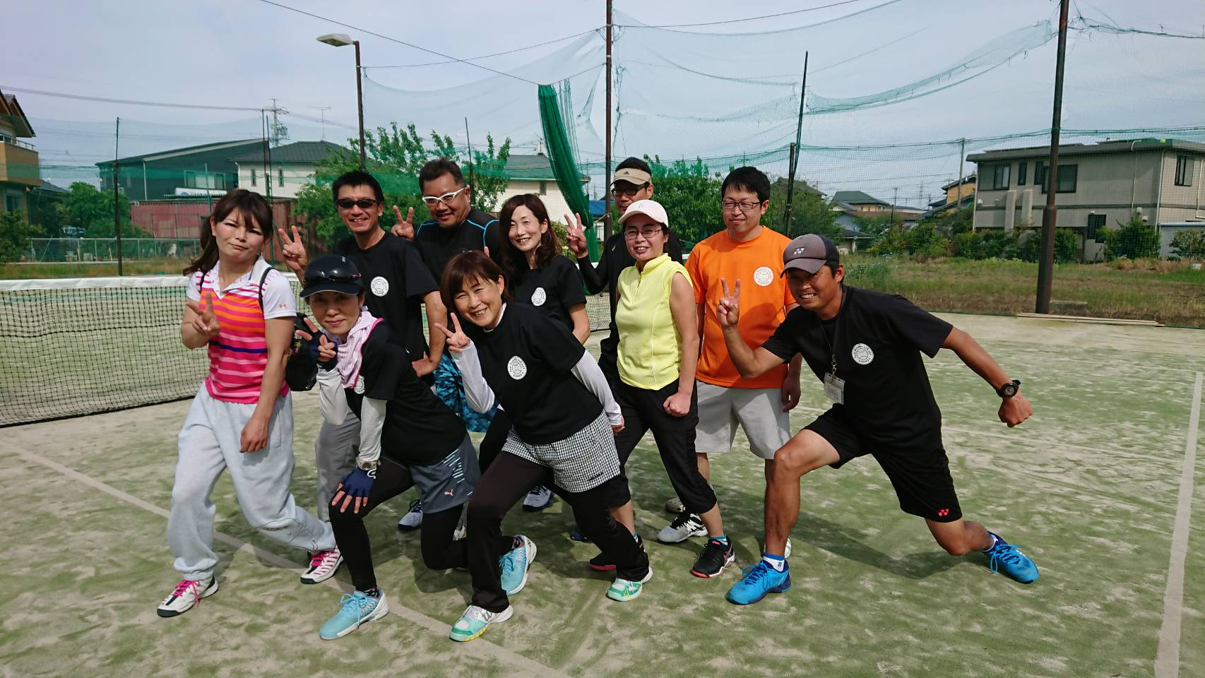 テニススクール会員