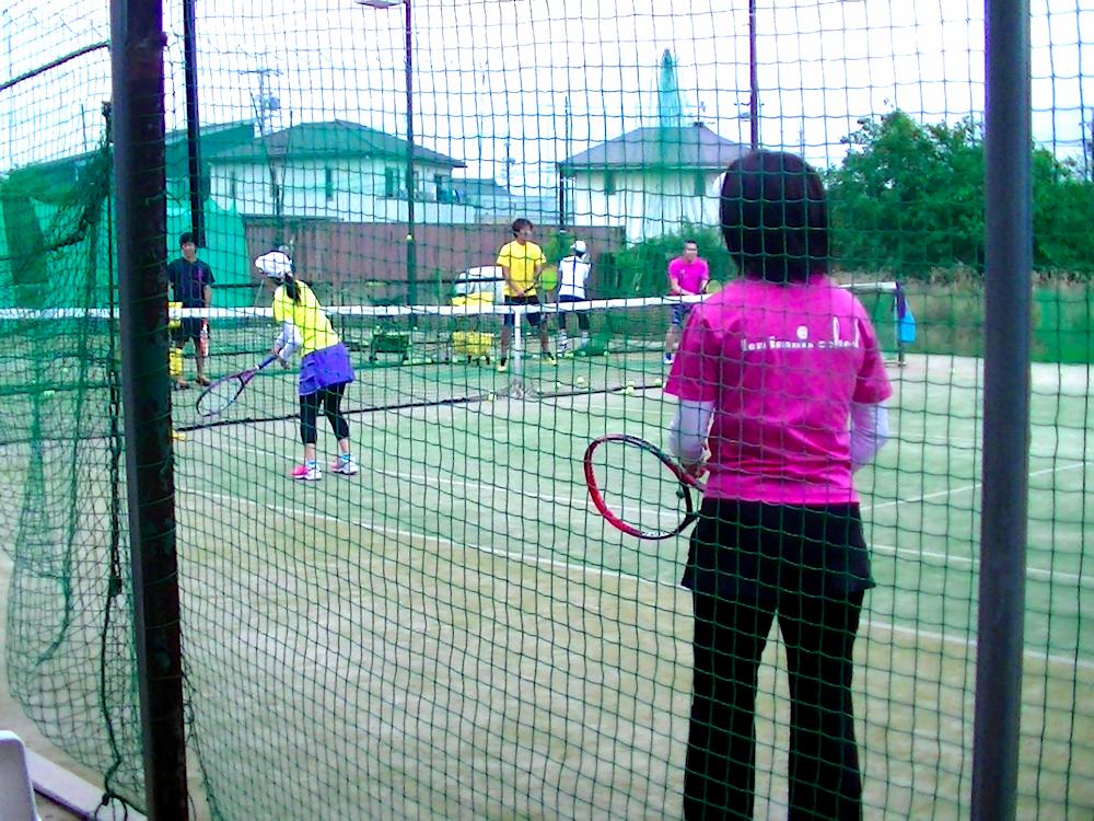 愛知高浜のテンテニススクール