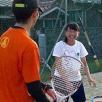 """ソフトテニス"""""""